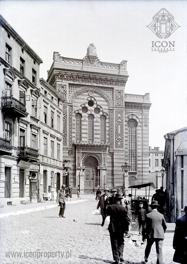 Łódź archiwalne 1